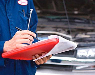 Предрейсовый технический осмотр автомобиля