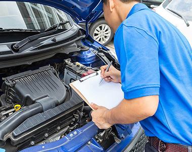 Записаться на технический осмотр автомобиля